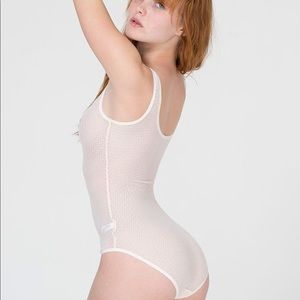 American apparel body suit